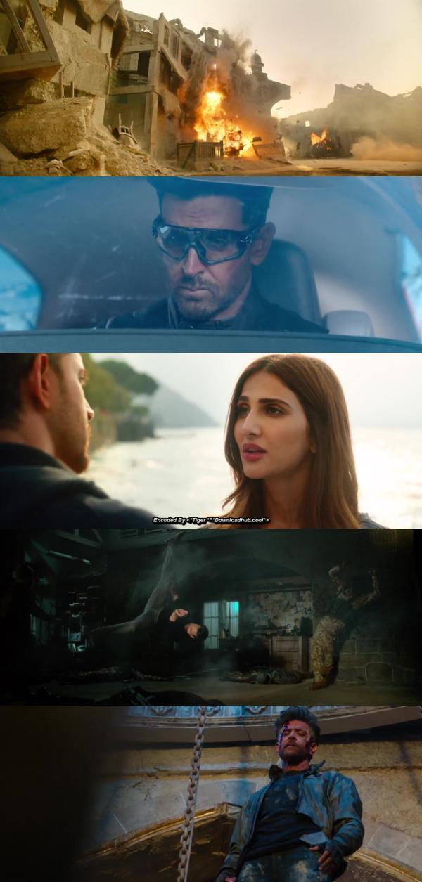 War (2019) Hindi 720p BluRay x264 AAC ESubs