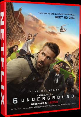 6 Underground (2019).avi WEBRiP XviD AC3 - iTA