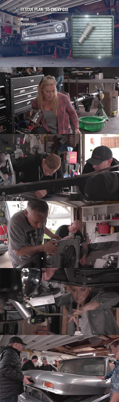 Garage Squad S06E05 A C10 For Jake 720p WEB x264 57CHAN