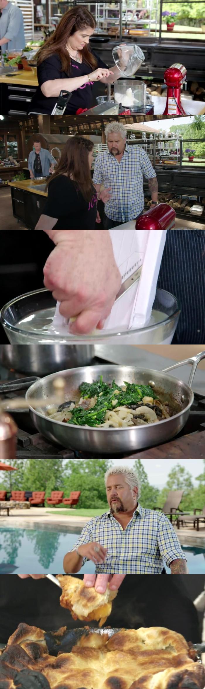 Guys Ranch Kitchen S03E11 Parisian Brunch WEBRip x264 CAFFEiNE