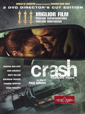 Crash - Contatto Fisico [Director's Cut Edition] (2004).avi DVDRiP XviD AC3  - iTA